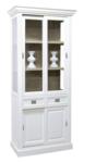 colored milaan vitrinekast glaskast vermeer maatwerk meubel kast