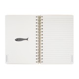Zusss notitieboek hout genoeg te doen_