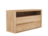 Ethnicraft Shadow chest of drawers oak