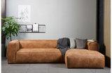 Bean corner sofa