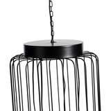 Muubs lamp cage black iron