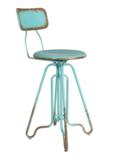 Dutch Bone Ovid counter stool