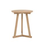 Tripod side table etnicraft
