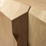 Ethnicraft Stairs sideboard oak