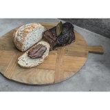 HKLiving Bread board teak Large