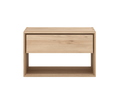 Ethnicraft Nordic II bedside table oak