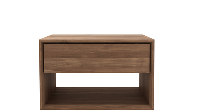 Ethnicraft Nordic II bedside table teak