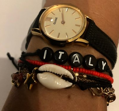 Jewelz By Joya City bracelets set Italy