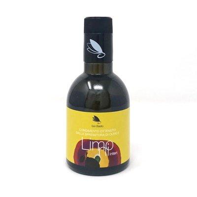 Taste of Puglia olijfolie san basilio, citroen 250 ml