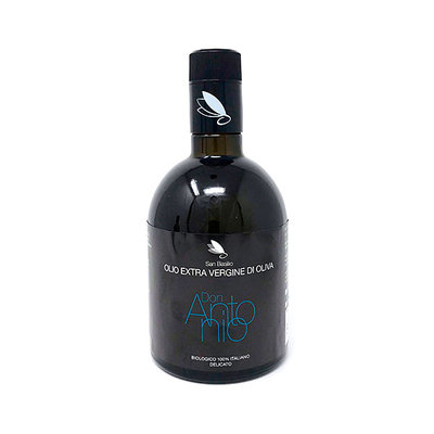 Taste of Puglia olijfolie san basilio, don antonio 250 ml