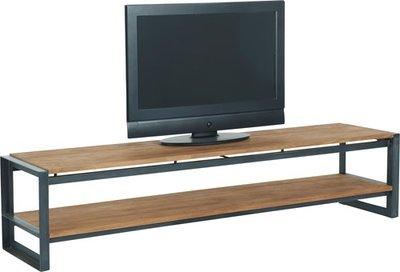 D-Bodhi Fendy laag tv meubel dressoir 180 en 220 cm is voorradig