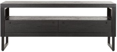 Night TV stand 140cm black