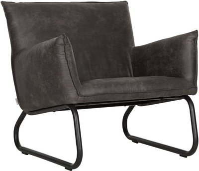 DTP Home River Fauteuil Snake Charcoal