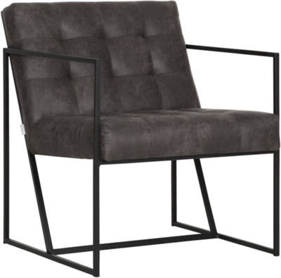 DTP Home River Fauteuil Illinois Charcoal