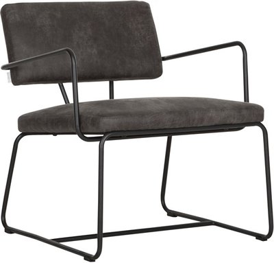 DTP Home River Fauteuil Fox Charcoal