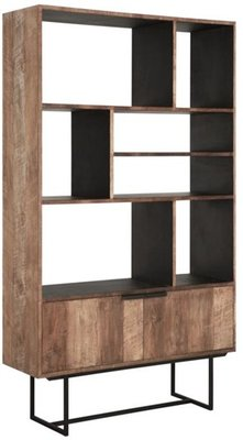 DTP Home Odeon Bookcase No 2 open racks