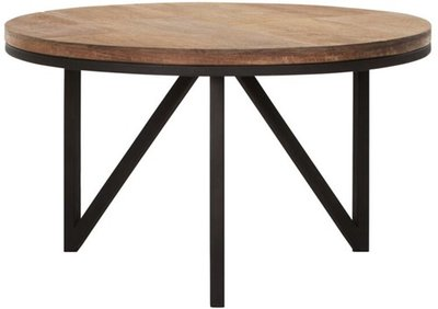 DTP Home Odeon coffee table round medium