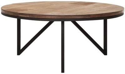 DTP Home Odeon coffee table round large