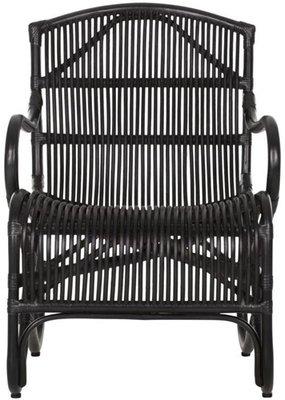Must Living fauteuil como zwart
