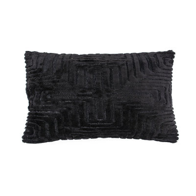 By Boo Pillow Madam 35x55 cm - black