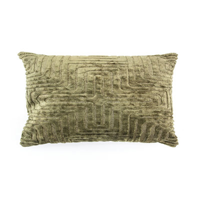 By Boo Pillow Madam 35x55 cm - green