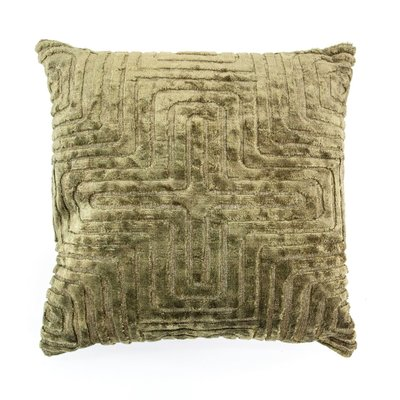 By Boo Pillow Madam 45x45 cm - green