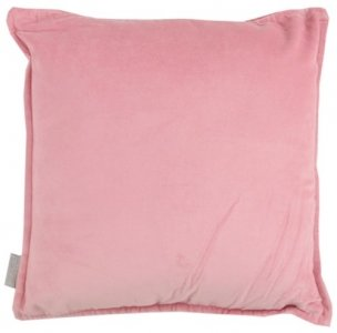 Goround interior kussen cotton velvet fresh pink