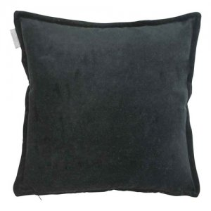 Goround interior kussen cotton velvet black