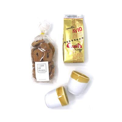 "Taste of Puglia Cadeaupakket ""koffie"""