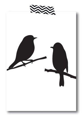 Jots: Poster Birds