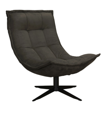 Coming Lifestyle Spider fauteuil in stof Promo Teen