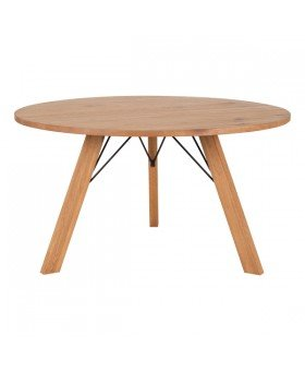 Bodilson dinning table round Ray 120