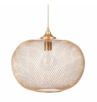 Bodilson hanglamp Indy gold