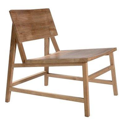Ethnicraft N2 Lounge Chair teak