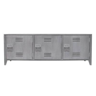 HK Living TV locker grey