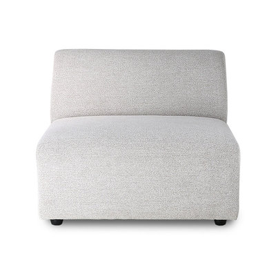 HKliving  jax couch: element middle, sneak, light grey