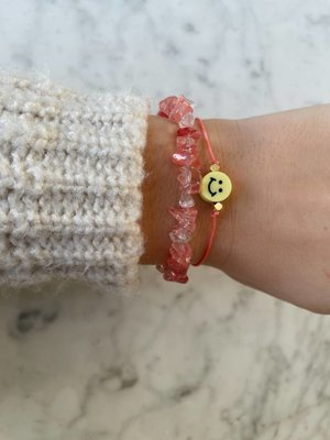 Jewelz By Joya armbandje Gemstone