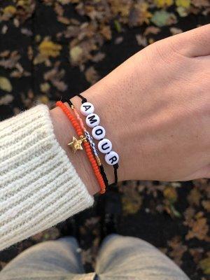 Jewelz By Joya amour set van 3 armbandjes