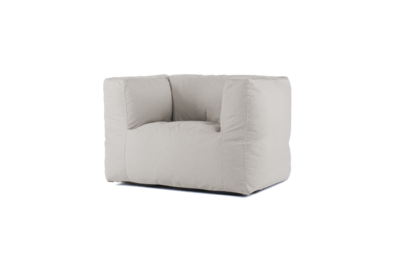 Bryck Chair 1 zits ECOLLECTION Light grey 78