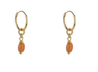 Jaylaa Jewelry - Rose oorbellen