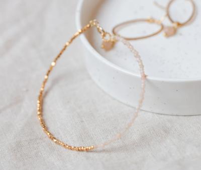 Jaylaa Jewelry - Lauren Maansteen armband