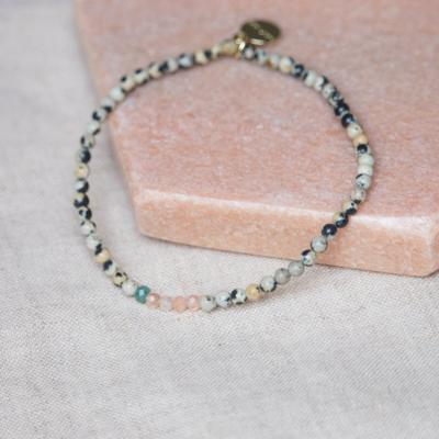 Jaylaa Jewelry - Dalmatiër Jasper armbandje