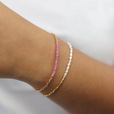 Jaylaa Jewelry - Lauren Toermalijn armbandje