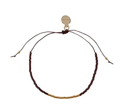 Jaylaa Jewelry - Chocolat armbandje