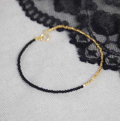 Jaylaa Jewelry - Lauren Onyx armbandje