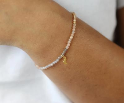 Jaylaa Jewelry - Ysée armbandje