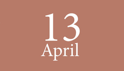 Shopmoment dinsdag 13 april