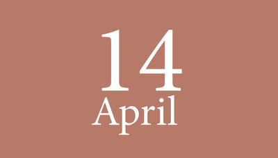 Shopmoment woensdag 14 april