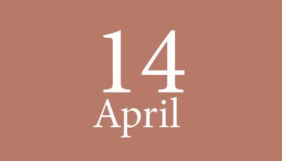 Privéshoppen woensdag 14 april