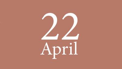 Privéshoppen donderdag 22 april